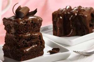 Как украсить пирожные – видео-рецепт. Невероятно простой способ украшения!-шаг 1