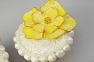 Как украсить торт пищевыми красками и мастикой – 3 оригинальные идеи-шаг 4
