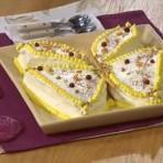 Сметанный торт Бабочка на киселе