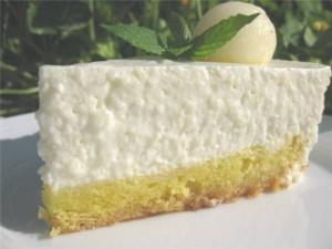 Торт с дыней – приготовление в мультиварке