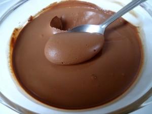 Шоколадный трюфельный крем для кондитерских изделий