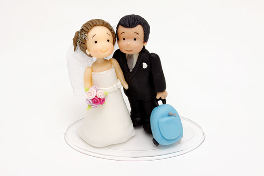 Фигурки для свадебного торта из мастики своими руками 90
