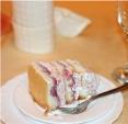 Творожный крем с малиной и мороженым-шаг 1