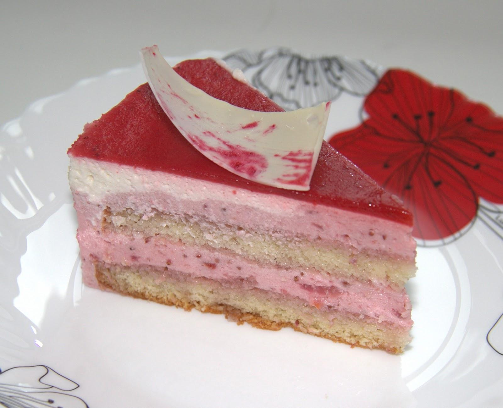 Как сделать заварной крем для торта бисквитного торта