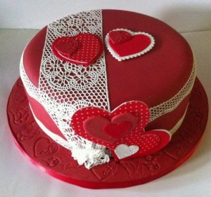 Айсинг (королевская глазурь) – как украсит торт. Видео=шаг 4