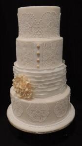 Шугарвейл – гибкая глазурь. Как украсить торт глазурью – интересные идеи-шаг 1
