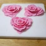 Роза из масти – оригинальное изготовление и фантастически красивый вид!