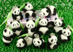 Животные из мастики – панда. Видео-рецепт-шаг 2
