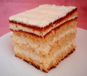 Кокосовая пропитка для торта-шаг 1