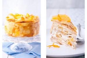 Абрикосовая глазурь для торта-шаг 1