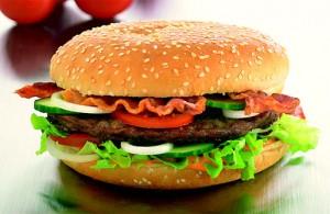 Торт из мастики Гамбургер – видео-рецепт-шаг 2