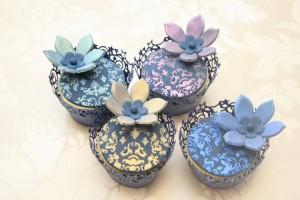 Как украсить пирожные и капкейки – оригинальные идеи-шаг 3