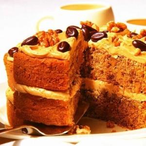 Масляный крем с абрикосами – крем для торта