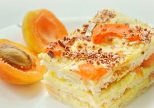 Масляный крем с абрикосами – крем для торта-шаг 1