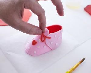 Молочная мастика – рецепт приготовления на детской смеси-шаг 1