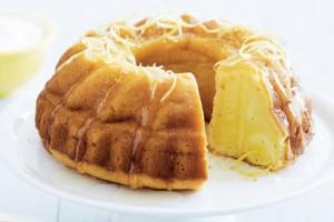 Цитрусовая пропитка для торта