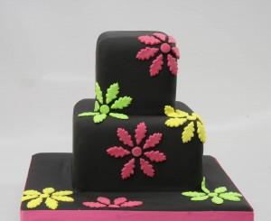 Как украсить торт – продолжаем учиться, новые идеи-шаг 3