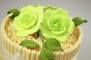 Как украсить торт – продолжаем учиться, новые идеи