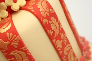 Украшение тортов мастикой – смотрим новые идеи!-шаг 2