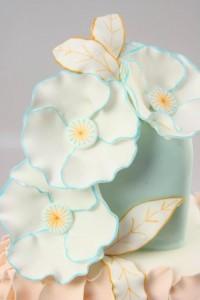 Как украсить торт – продолжаем учиться, новые идеи-шаг 2