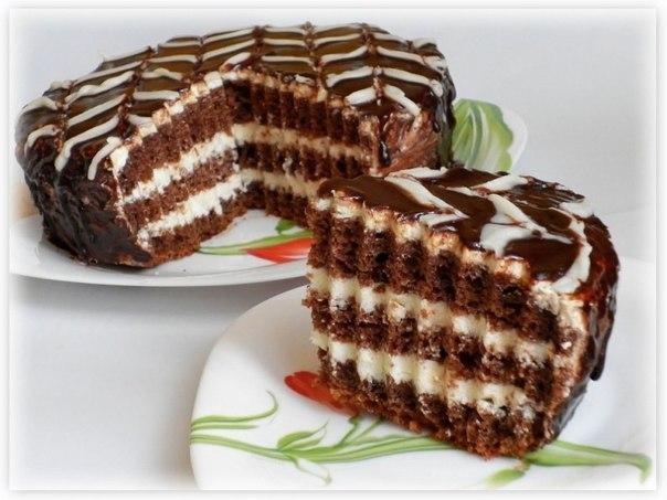 рецепты торта птичье молоко мультиварке