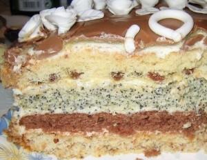Сметанный крем с изюмом и орехами – вкусное сочетание!-шаг 1