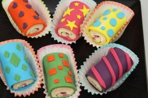 Как украсить торт или пирожные – оригинальные идеи-шаг 3