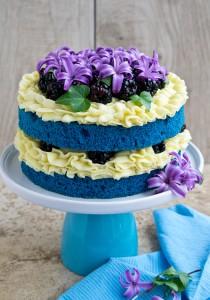 Как украсить торт кремом в домашних условиях. Яркий торт сделать проще простого!