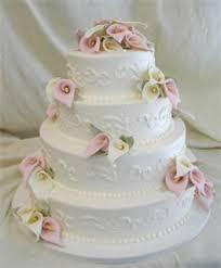 Королевская глазурь – как украсить многоярусный торт. Видео-шаг 2