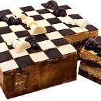 Торт Шахматы – видео-рецепт