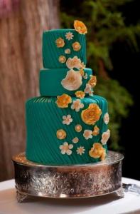 Цветы из мастики для украшения торта. Мастер-класс