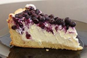 Творожный торт с ягодами – ароматный десерт, напоминающий о лете!