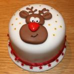 Новогодний торт – как украсить. Много интересных идей!