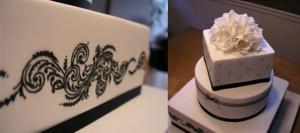 Как украсить свадебный торт – история одного торта-шаг 3