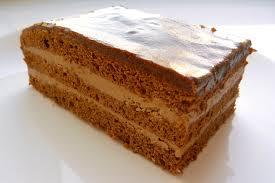 Шоколадный крем со сгущенкой для торта Прага-шаг 1