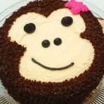 Новогодний торт 2016. Торт Обезьяна – видео