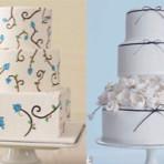 Как украсить свадебный торт – история одного торта