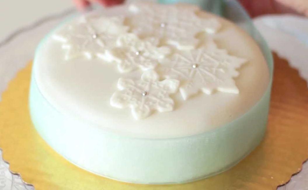 Сделать торт с мастикой