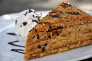 Медовый торт Ангарский
