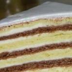 Сметанный торт Мишка на Севере