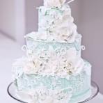 Красиво украшение торта айсингом – идеи для кондитеров