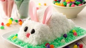 3D торт Заяц – видео-рецепт