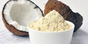 Кокосовая мука – рецепт приготовления