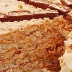 Невероятно вкусный ореховый бисквитный торт!