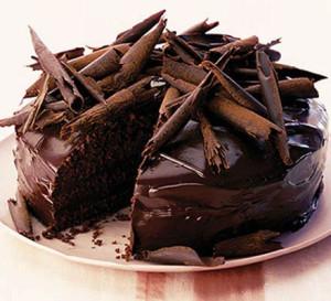 Как можно легко сделать шоколадную стружку -шаг 1