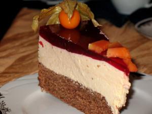 Крем из маскарпоне и папайи – экзотический вкус десерта!