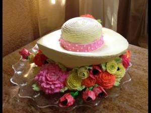Торт на 8 Марта – видео-рецепт