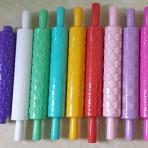 Кондитерские скалки для мастики – для чего они нужны?