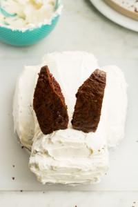 Торт Заяц – замечательный десерт к Пасхе! Мастер-класс-шаг 10