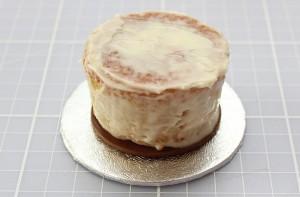 Торт из мастики Корзинка. Красивый десерт к Пасхе, мастер-класс-шаг 2